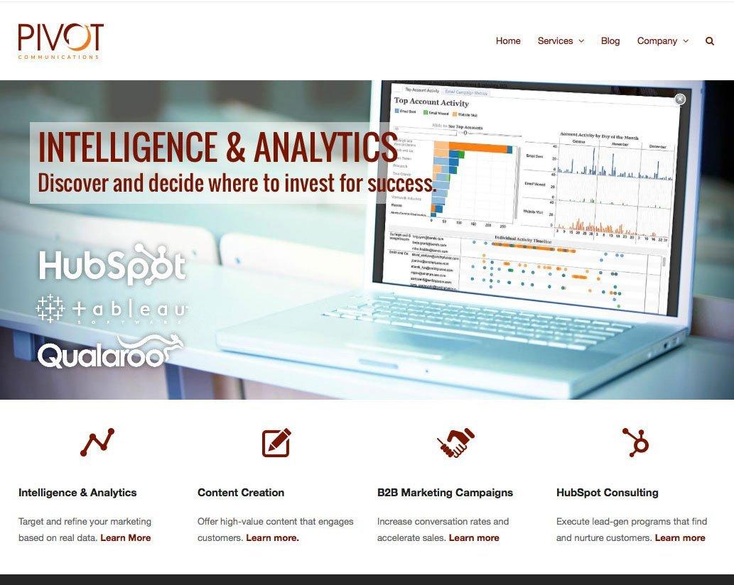 Optimized Website Design