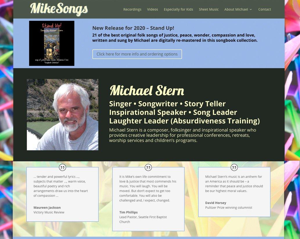 Optimized Website Design - Effect Partners
